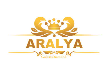 Aralya Gold & Diamond Logo