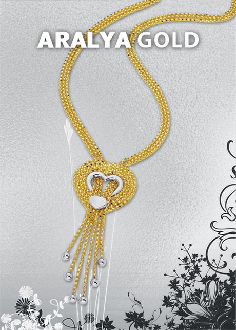 ARALYA GOLD & DIAMOND 2011 CATALOG