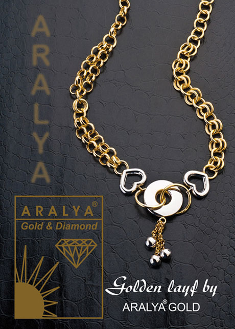 ARALYA GOLD & DIAMOND 2012 CATALOG