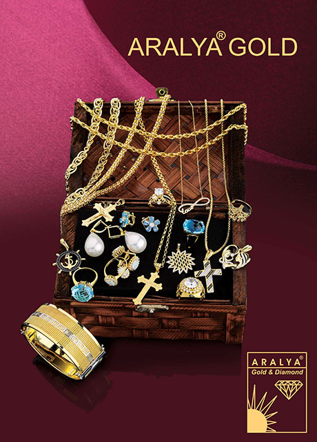 ARALYA GOLD & DIAMOND 2018 CATALOG